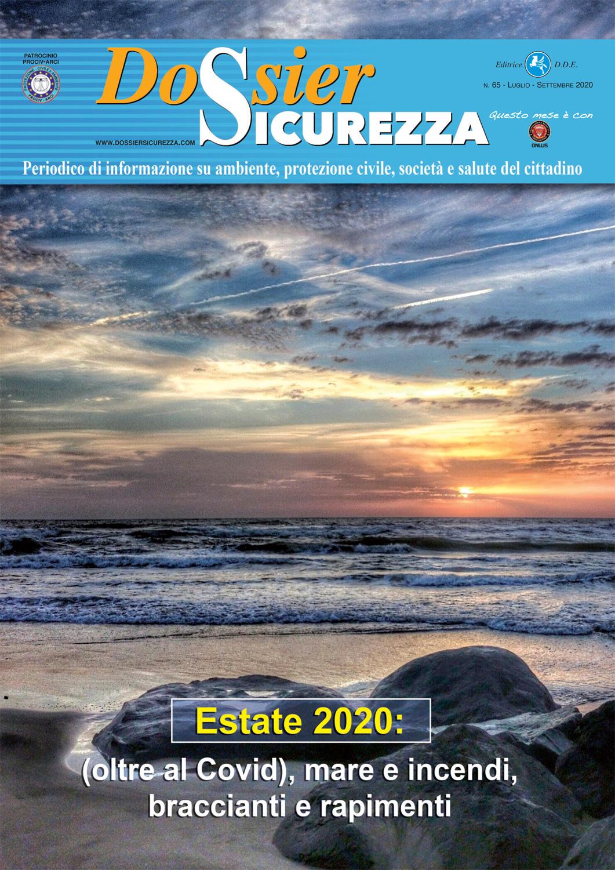 Dossier Sicurezza | Luglio – Settembre 2020