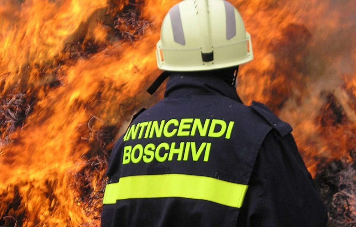 La protezione antincendio boschiva