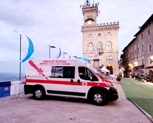 La Società di Croce Rossa Sammarinese. In prima linea dalla 1a Guerra Mondiale al Corona Virus